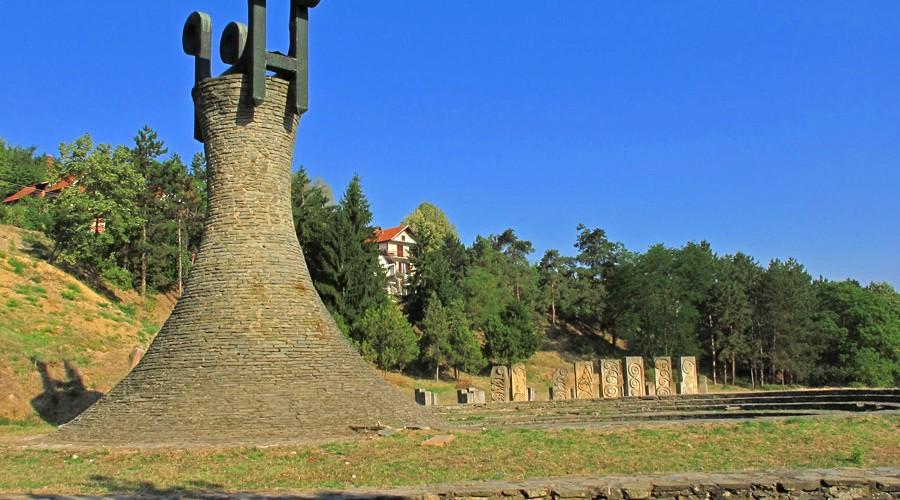 Leskovac spomenik