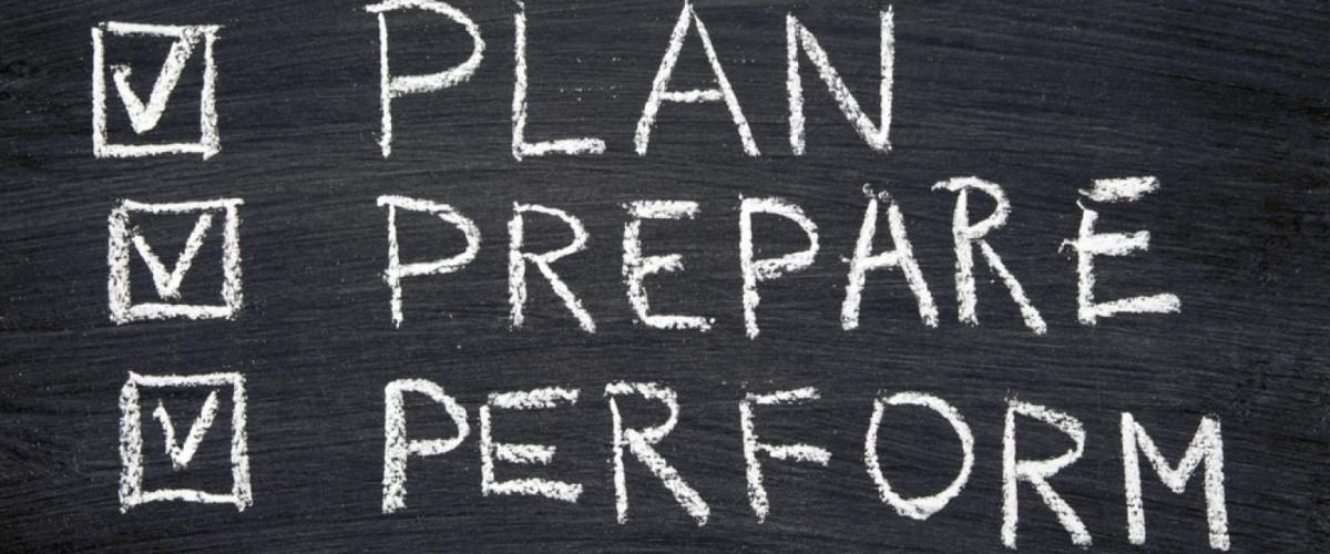 Plan prepare