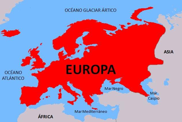 Europa limites