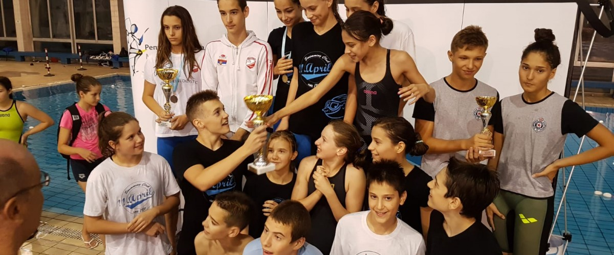 Kadetski prvaci aprilci - jul 2018