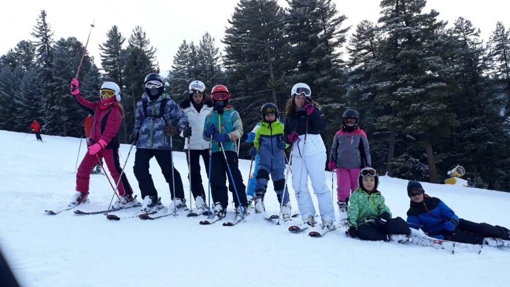Aprilci na skijanju u Banskom - feb 2020