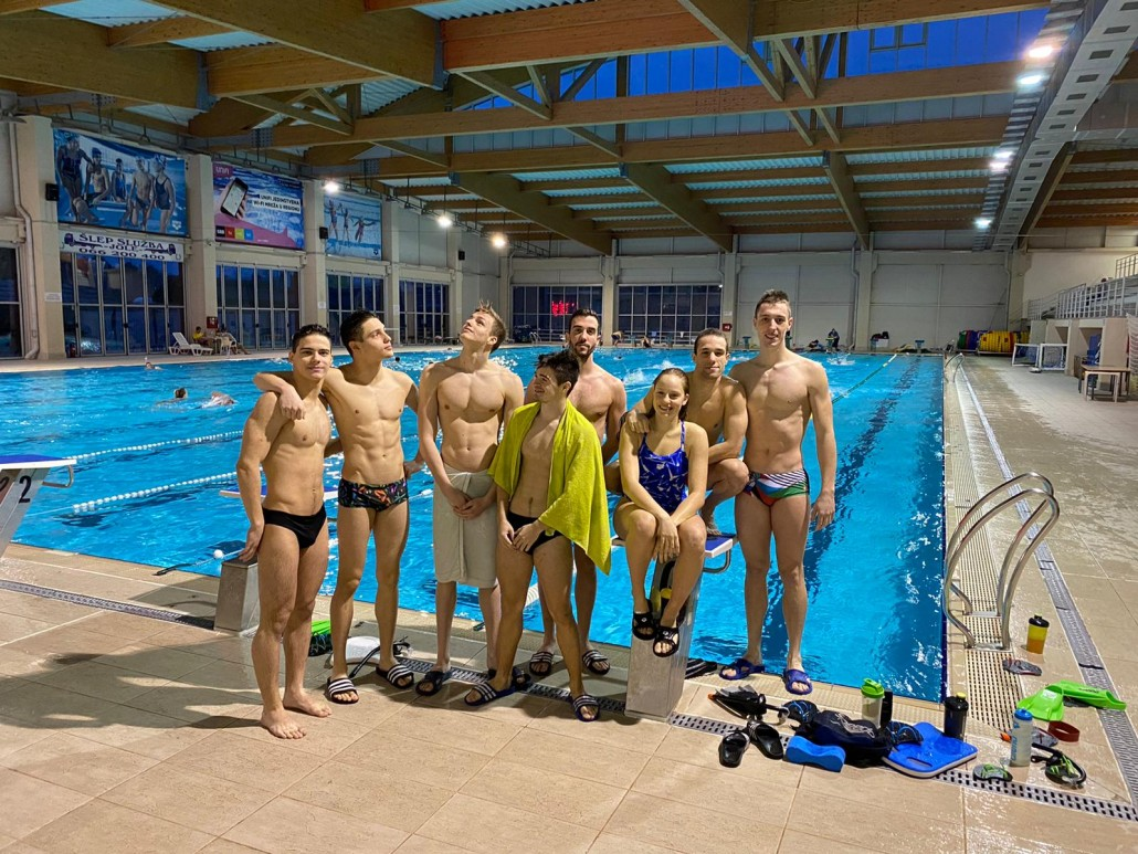 Rasini plivaci u Kragujevcu - feb 2020
